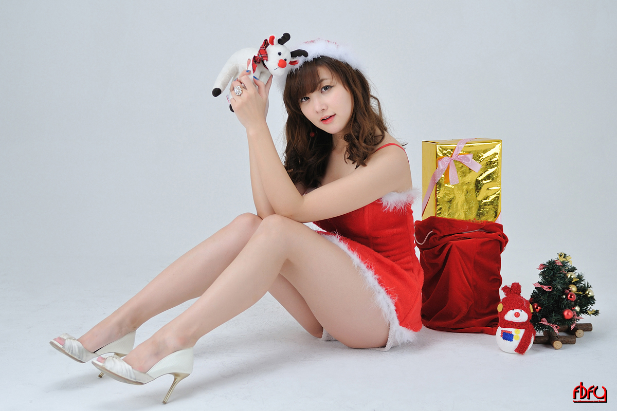 Asian santa girls sexy, awesome sex video porn