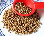 Coriander seeds